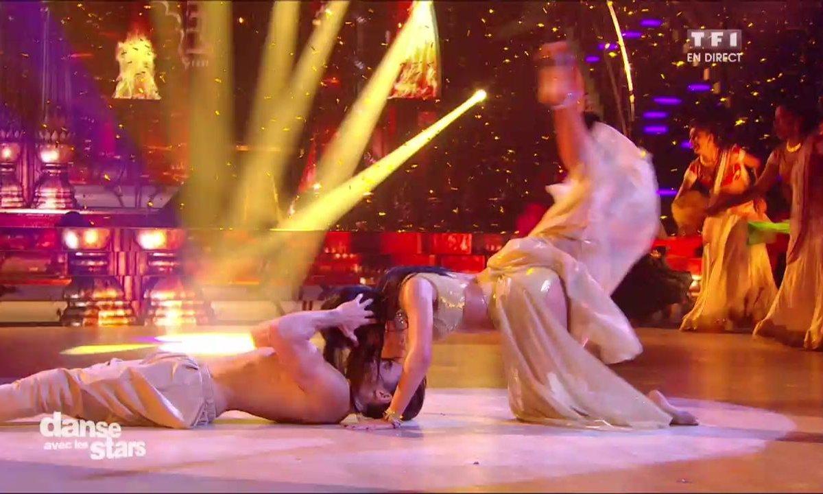 """Un Bollywood pour Olivier Dion et Candice Pascal sur """"Jai Ho"""" (Pussycat Dolls)"""