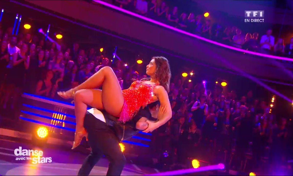 Un Cha Cha pour Priscilla Betti et Christophe Licata sur « I Wanna Dance With Somebody » (Whitney Houston)