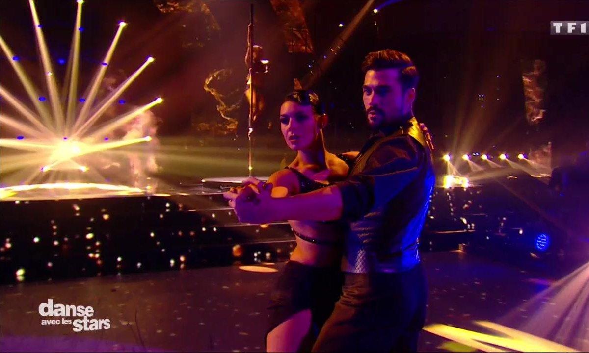 Un Tango argentin pour Florent Mothe et Candice Pascal sur « Libertango » (Grace Jones)