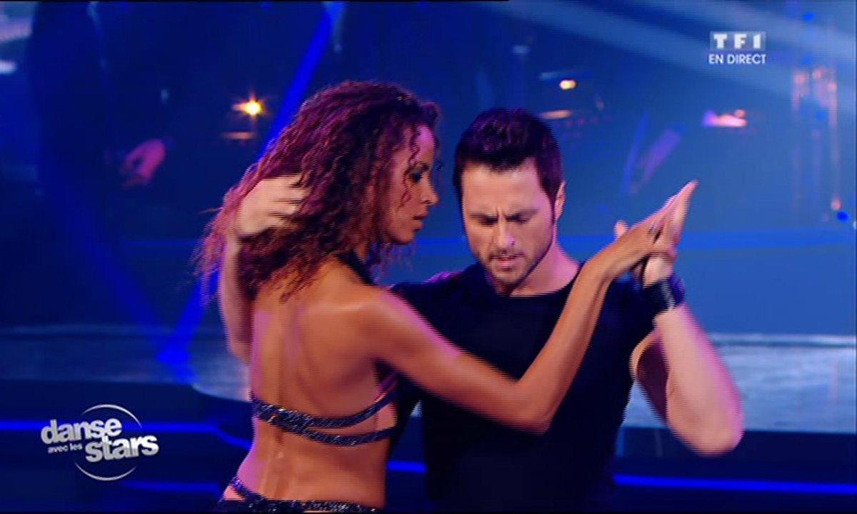 Un tango pour Noemie Lenoir et Christian Millette sur « Dirty  Diana » (Michael Jackson)