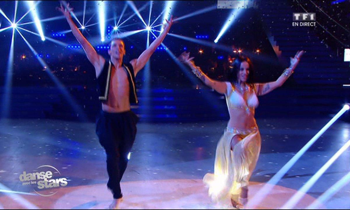 Une danse bollywoodienne pour Alizée et Grégoire Lyonnet sur « Jai Ho»