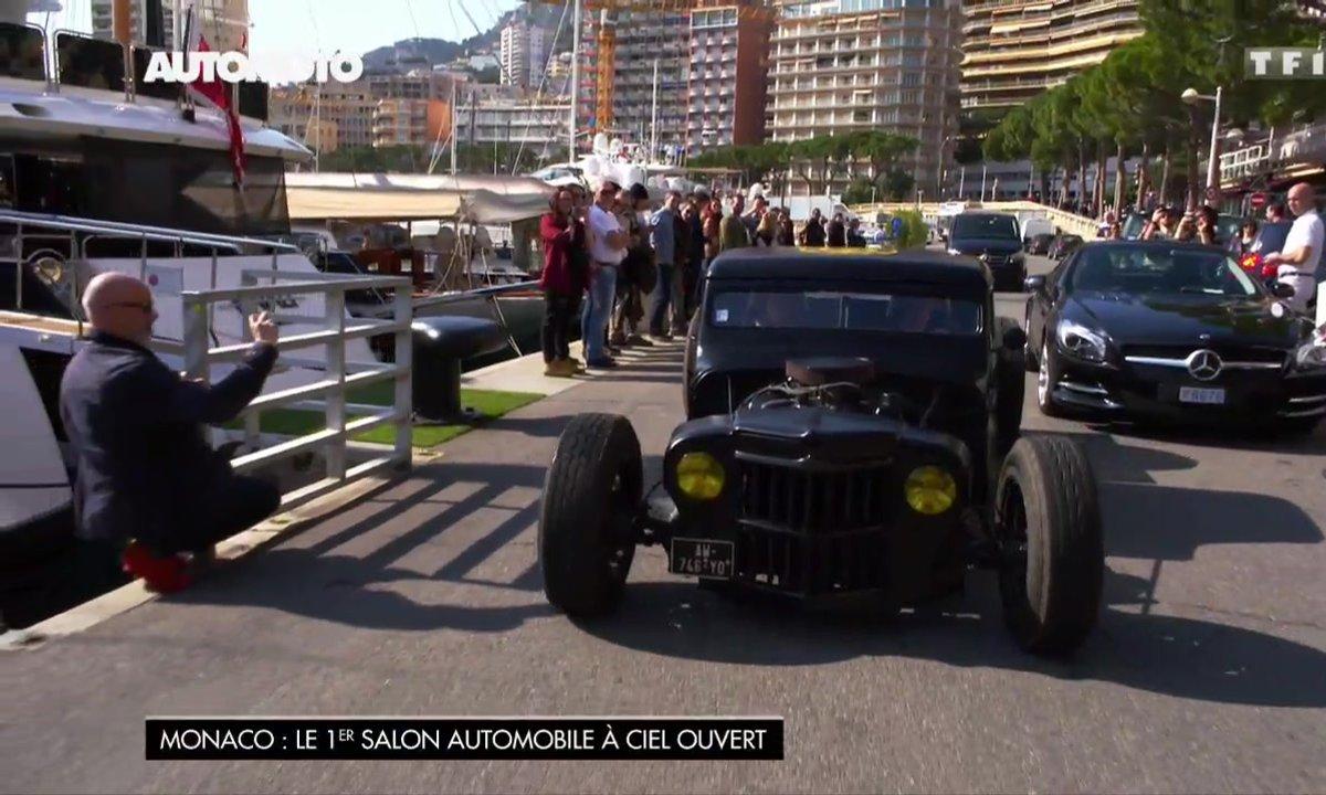 Salon de Monaco 2017 : Les Hot Rods de Danton Arts Kustoms