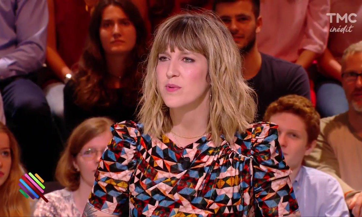 """Daphné Bürki, prête à """"twister"""" l'actu sur Europe 1"""