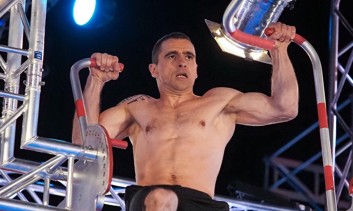 Dario Ensminger, troisième chance pour le pompier au grand cœur