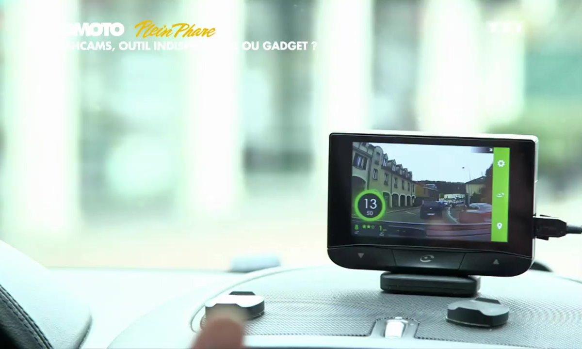 """Plein Phare : Les """"Dash Cam"""", utile ou gadget ?"""