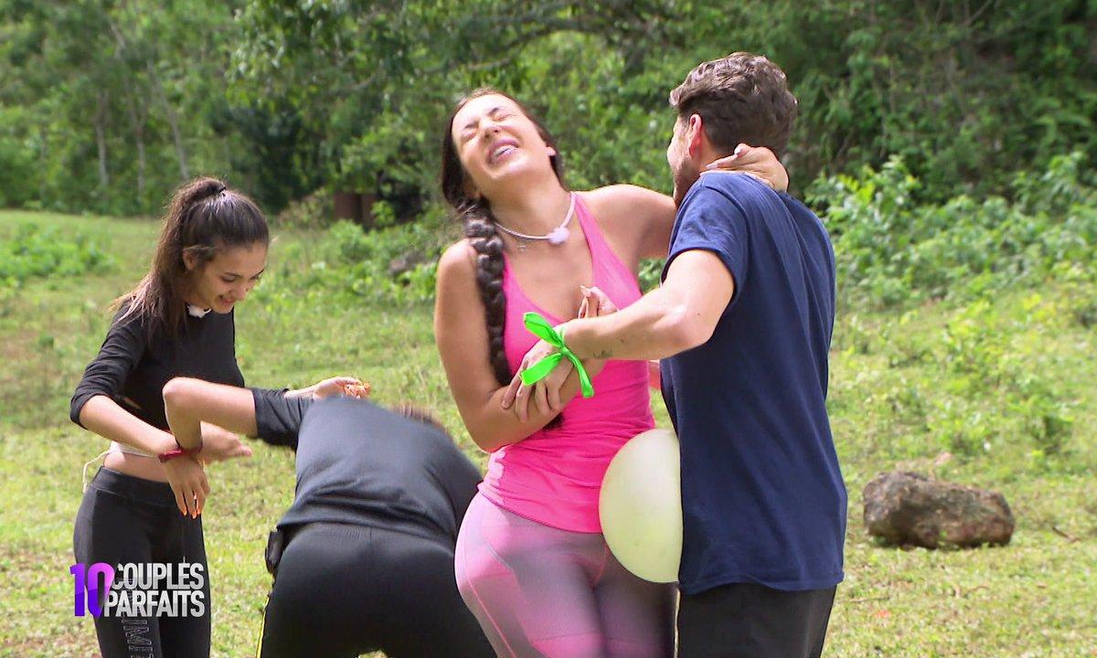 Dita et Léa Mary dévoilent leur phobie pendant le Date Challenge !