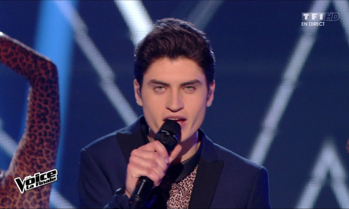 David Thibault - Black or White (Michael Jackson) (saison 04)