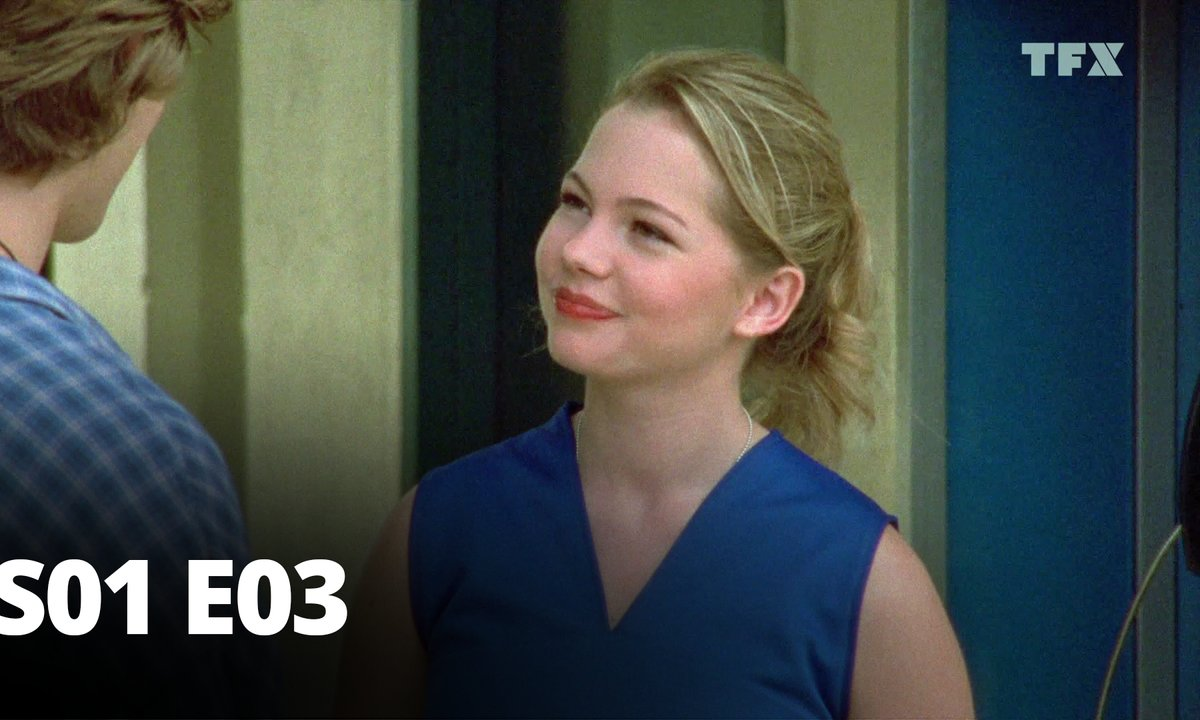 Dawson - S01 E03 - Tant qu'il y aura des baisers