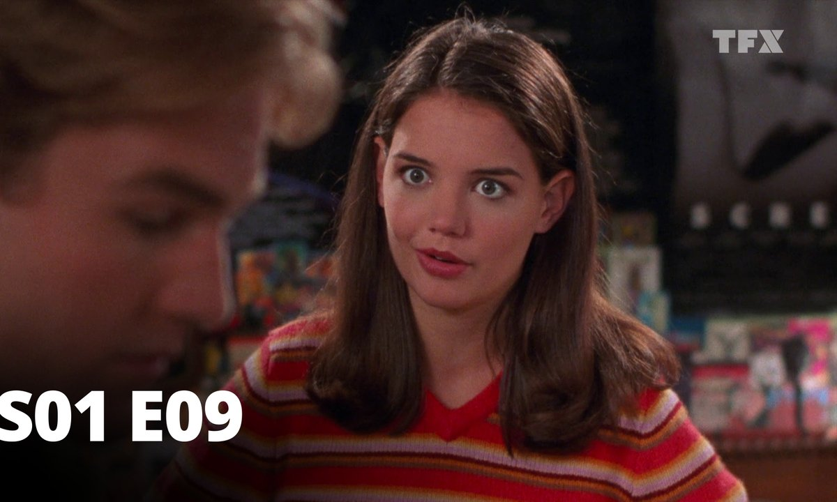 Dawson - S01 E09 - Tombe les filles et surtout tais-toi!