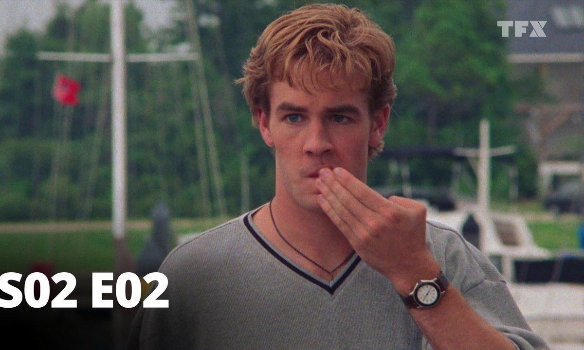 Dawson - S02 E02 - L'amour craque