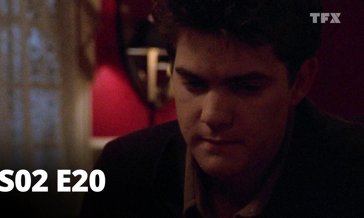 Dawson - S02 E20 - Fille au bord de la crise de nerfs