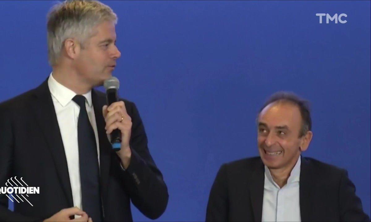 Le débat Eric Zemmour face à Laurent Wauquiez : belle preuve du virage réactionnaire chez les LR
