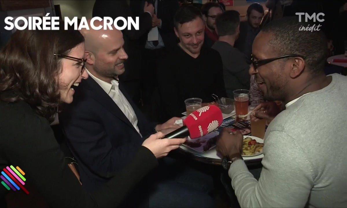 Le débat : vu du QG d'Emmanuel Macron