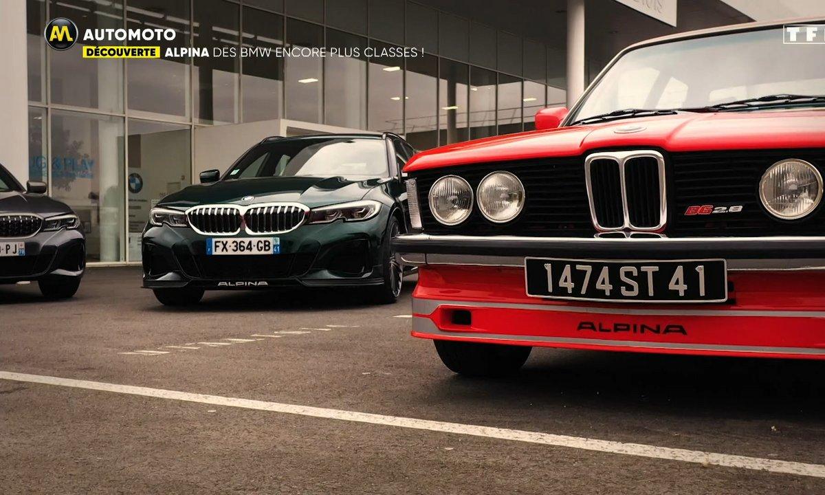 Découverte : Alpina, des BMW encore plus classes !