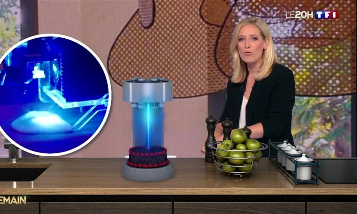 Découvrez, en 3D, à quoi ressemblera la cuisine du futur