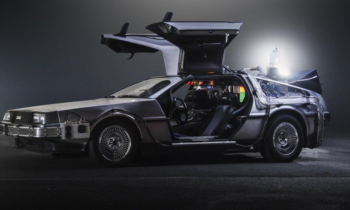 Cinéma : Le Top 10 des voitures mythiques de films