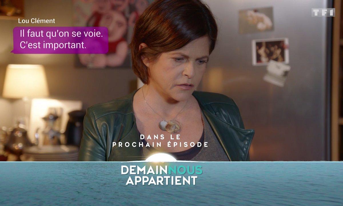 Lundi dans l'épisode 141, Laurence acceptera-t-elle le diner romantique de Sandrine ou rejoindra-t-elle Lou ?