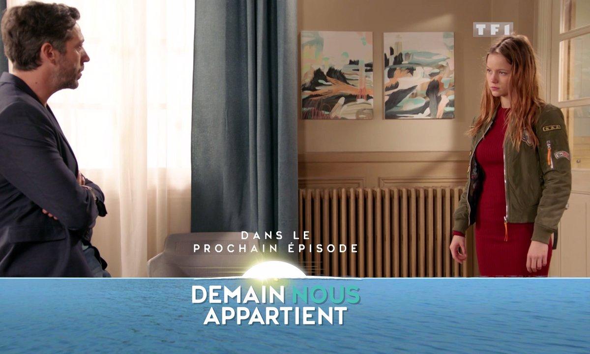 Demain dans l'épisode 162, Margot avoue à Jérôme qu'elle a tiré sur lui