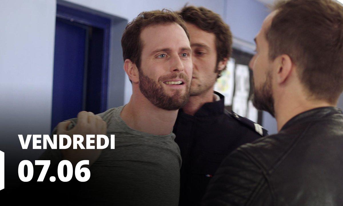 Demain nous appartient du 7 juin 2019 - Episode 481