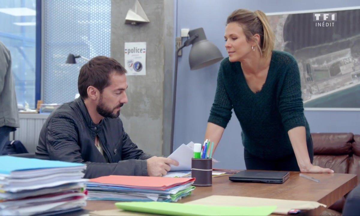 Lucie Salducci décrit l'identité mystérieuse d'Angélina