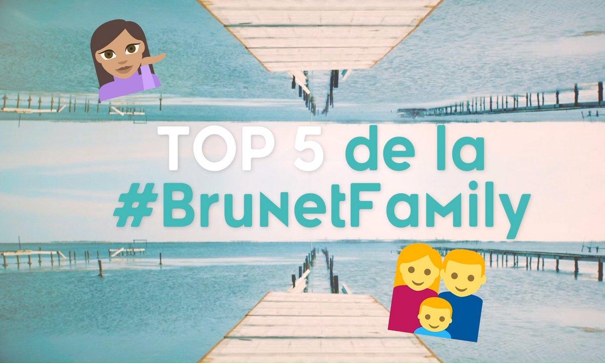 #5 temps forts de la famille Brunet 👨👩👧👦