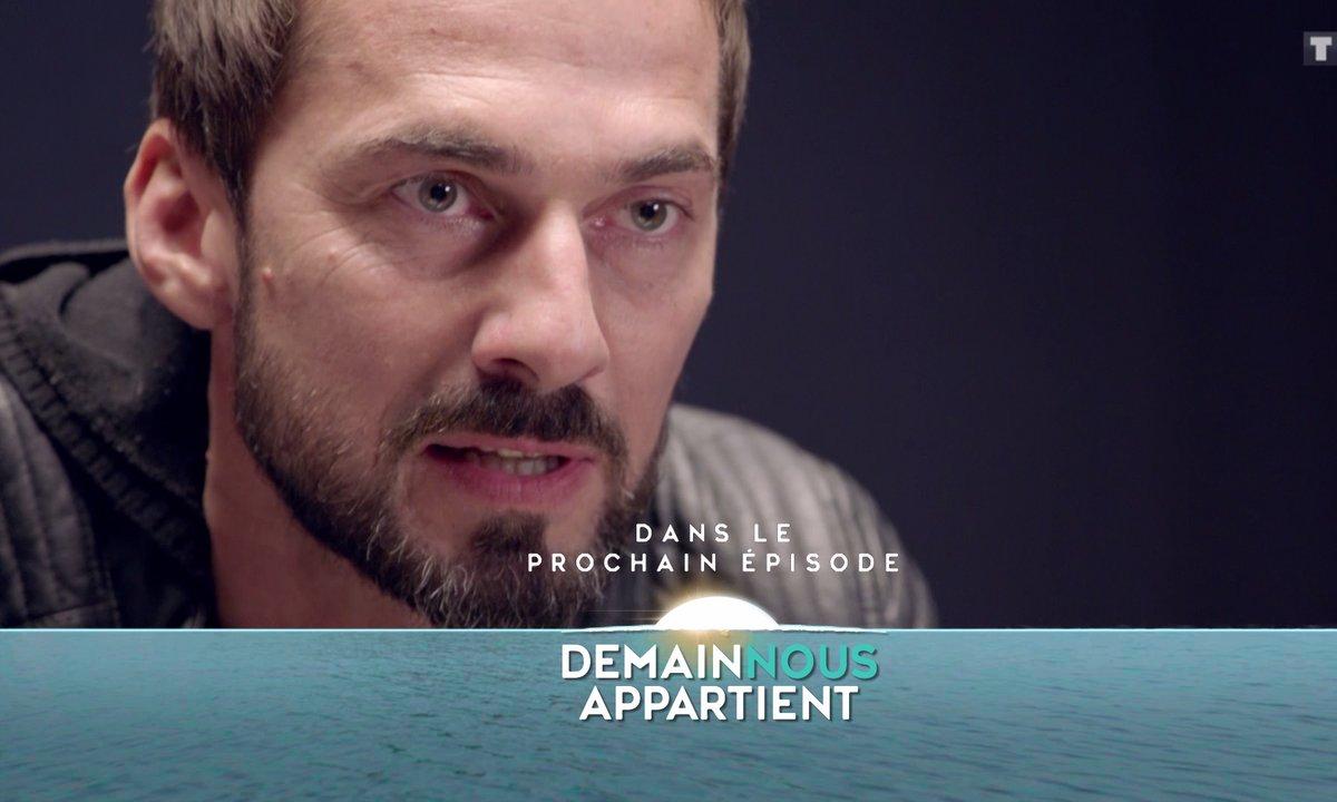 Demain dans l'épisode 113, Martin questionne Léonard sur son implication dans l'affaire Perez