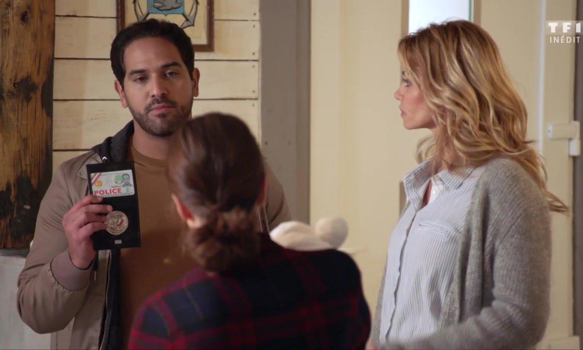 Karim apprend le décès de son ami Oscar et arrête Célia pour meurtre