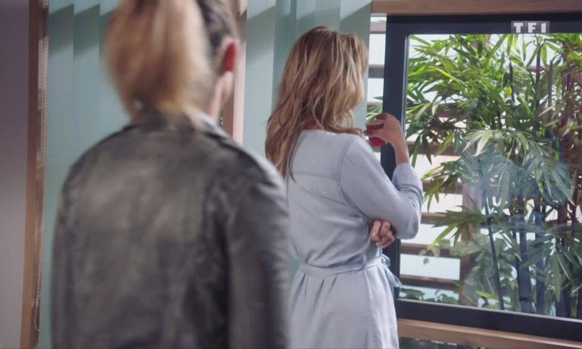 Chloé et Lucie au chevet d'Alex
