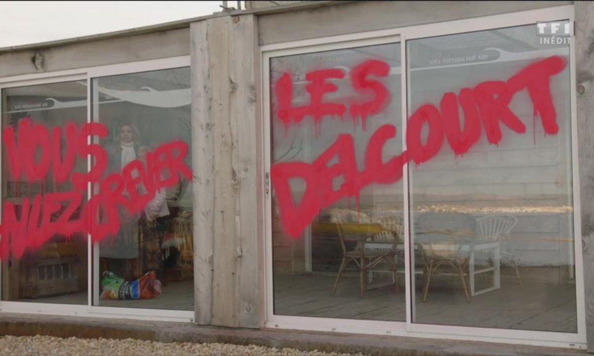 Le corbeau sévit : La famille Delcourt est menacée de mort !
