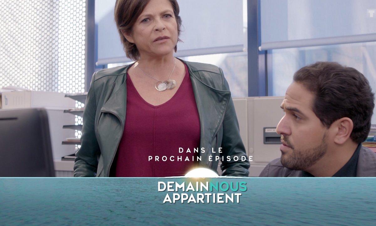 Demain dans l'épisode 129, Laurence apprend qu'Enzo serait un dealer...