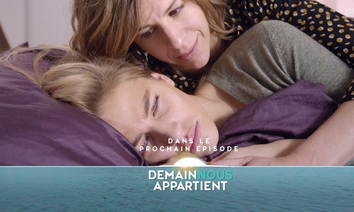 Demain dans l'épisode 138, Sandrine tente de réconforter Victoire