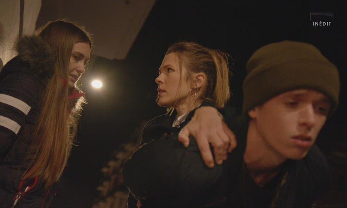 DRAME – Lucie arrête l'agresseur de Jessica ! Regardez