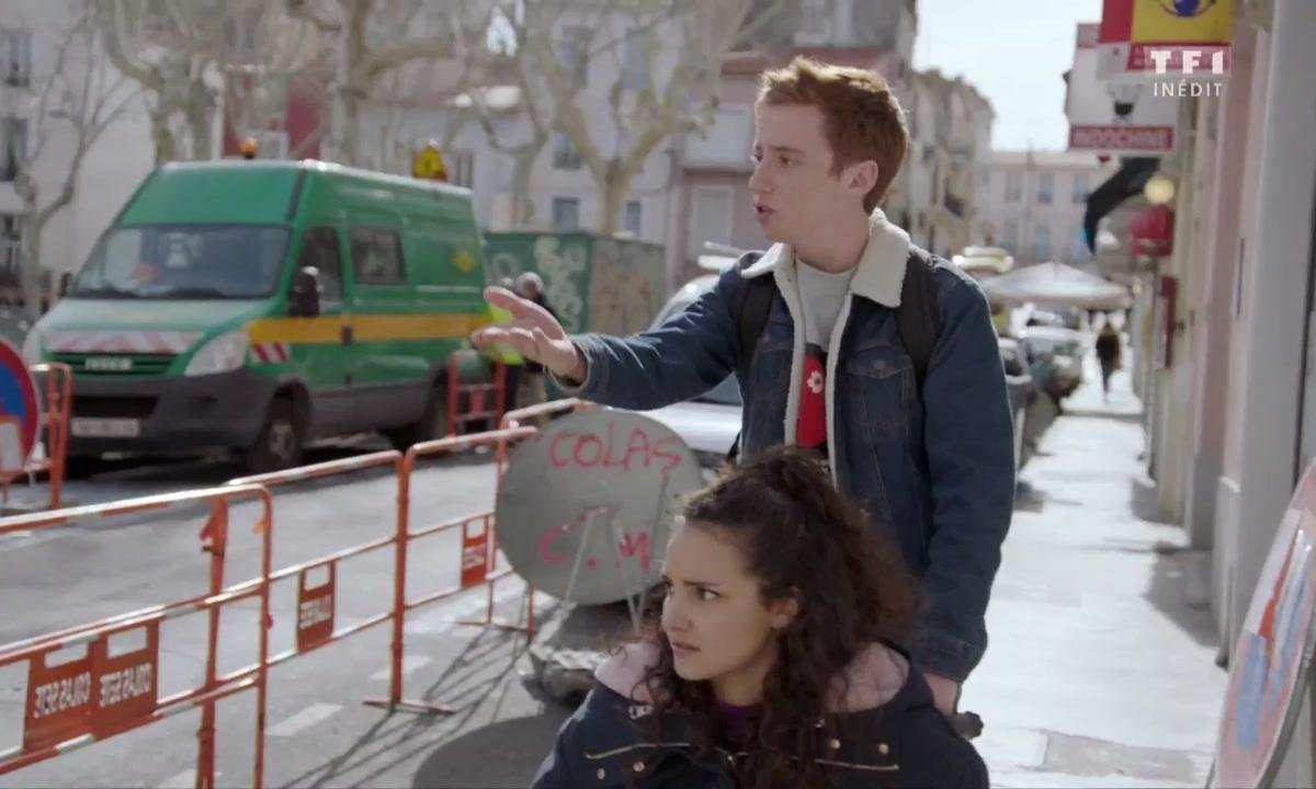 Dylan se confronte aux obstacles du quotidien d'Eva (épisode 187)