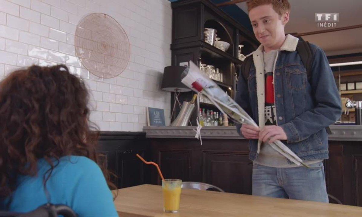 Eva blessée par Dylan qui n'assume pas son fauteuil roulant (épisode 179)