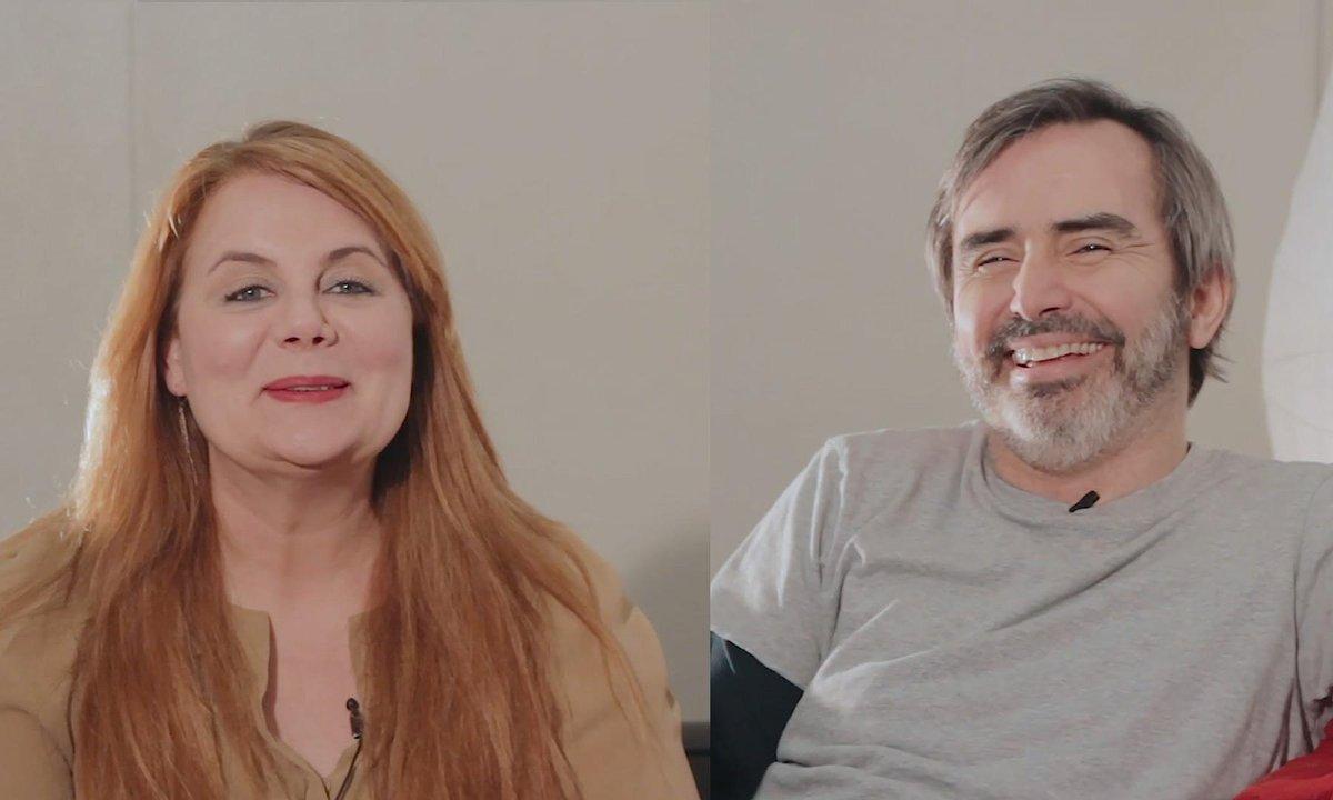 Exclu : Le portrait croisé d'Ariane Séguillon (Christelle Moreno) et  Arnaud Henriet (Sylvain Moreno)