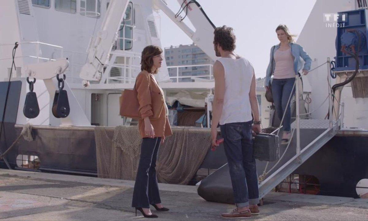 Flore et Anna affrontent le thonier (épisode 225)