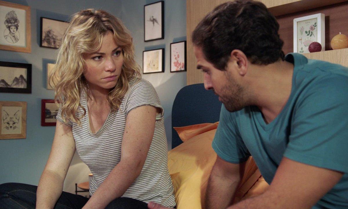 Karim rassure Anna sur son désir d'enfant (épisode 260)