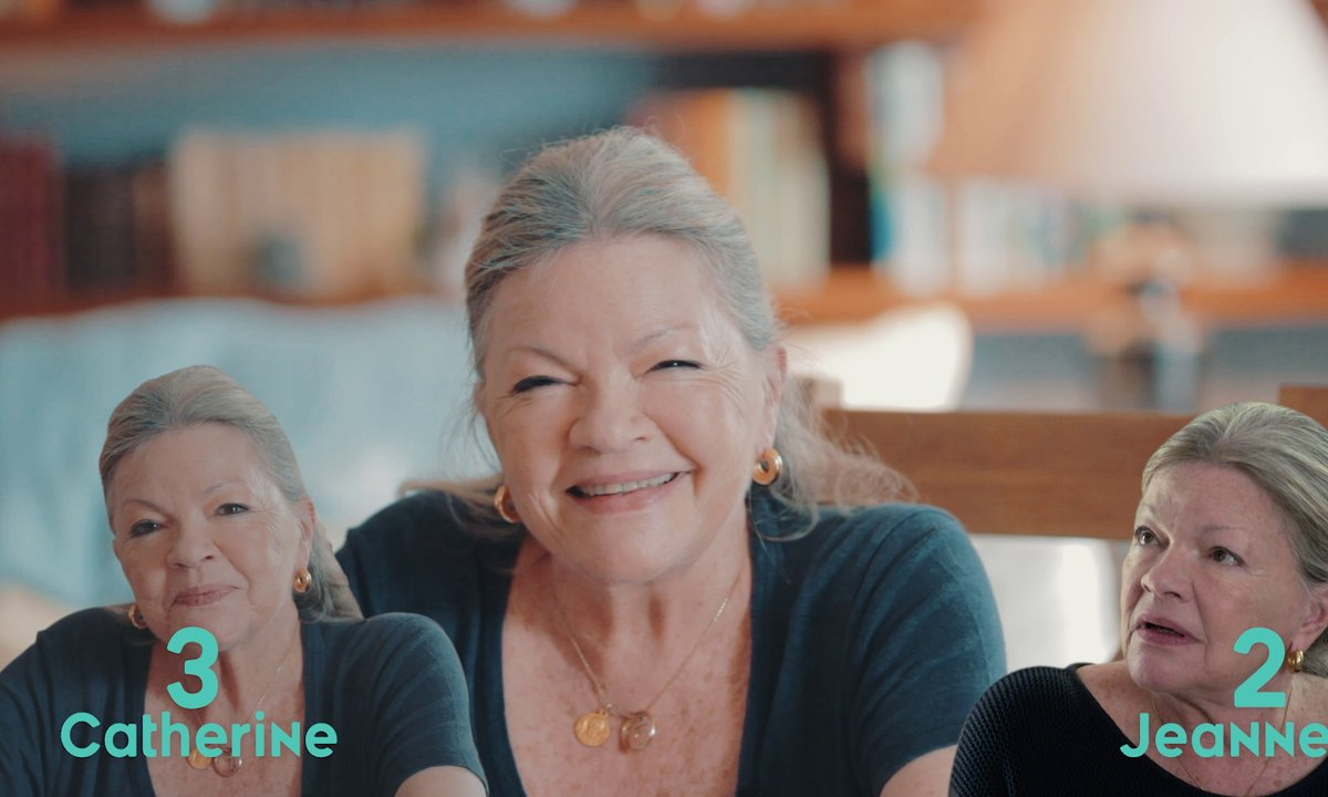 L'interview de Catherine Allégret – Catherine / Jeanne ou les deux ?