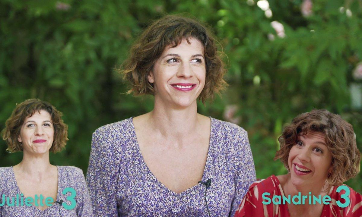L'interview de Juliette Tresanini – Juliette / Sandrine ou les deux ?