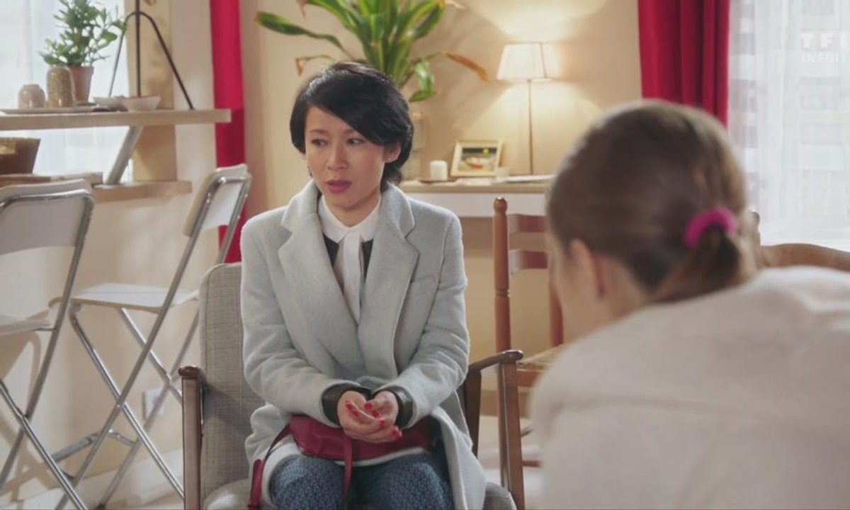 Léa Cottin s'excuse auprès de Jessica (épisode 170)