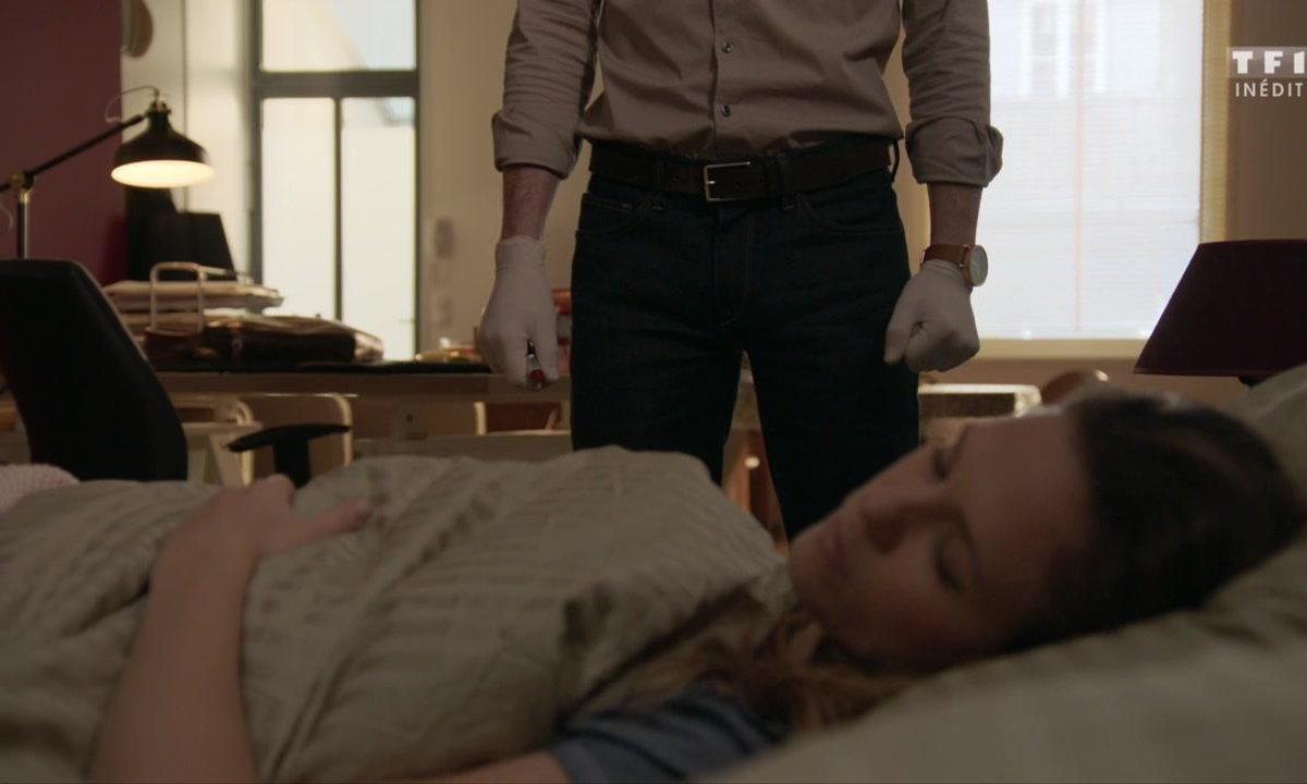 Lucie sera-t-elle la prochaine victime de Marc Véry ? (épisode 186)