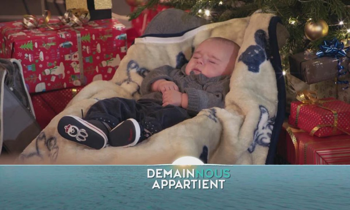 Lundi dans l'épisode 116, un bébé est retrouvé mystérieusement chez les Delcourt