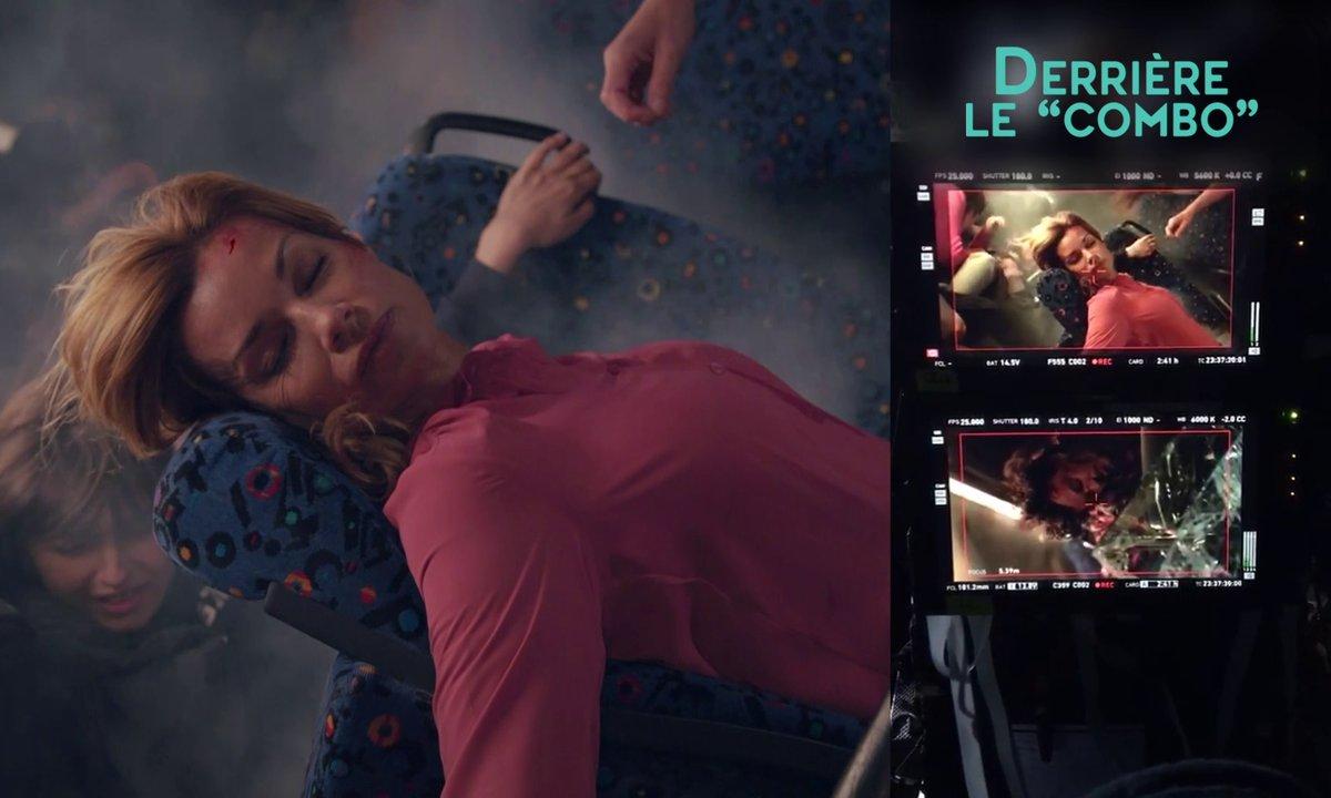 Making of Collision - Retour sur le tournage de l'accident de bus !