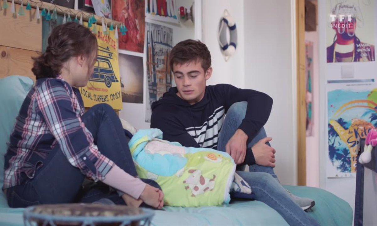 Maxime serait-il père ?