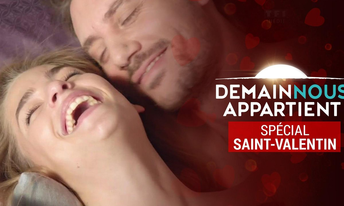 """MOMENT """"LOVE"""" - Les mots doux sur l'oreiller de Bastien et Victoire…"""