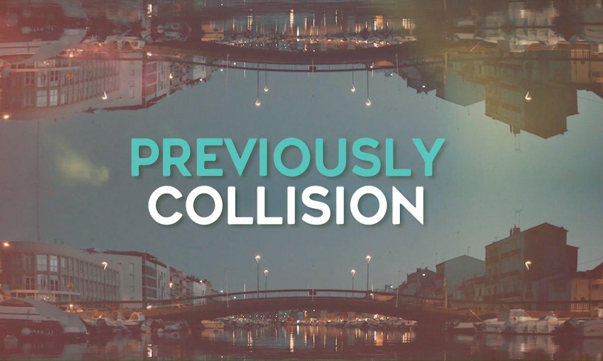 """Le résumé de l'intrigue """"Collision"""""""