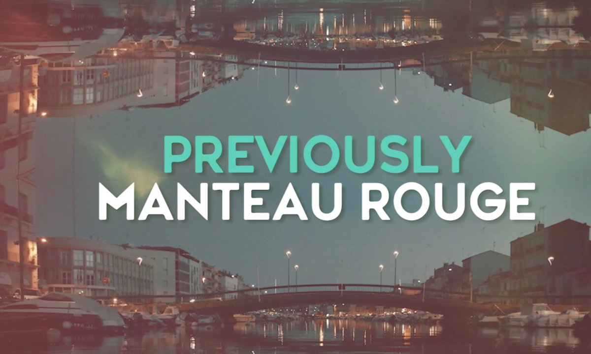 "Le résumé de l'intrigue ""Manteau rouge"""