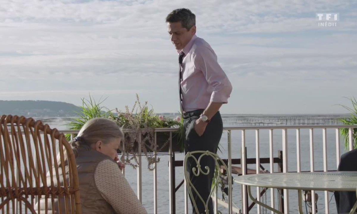 Les retrouvailles tendues d'Alex et son frère Robin (épisode 204)