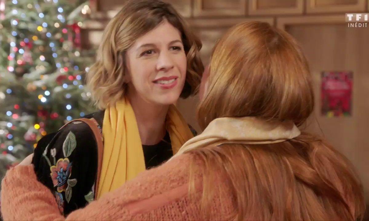 Sandrine offre malencontreusement à Christelle le cadeau de Laurence