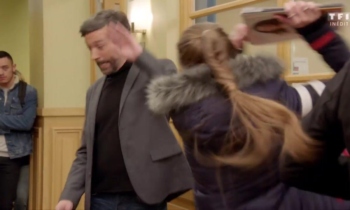 TENSION - Jessica perd le contrôle : « Vous êtes vraiment une ordure ! »
